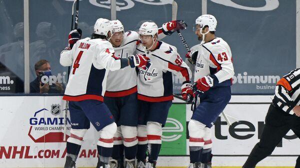 Игроки клуба НХЛ Вашингтон Кэпиталз