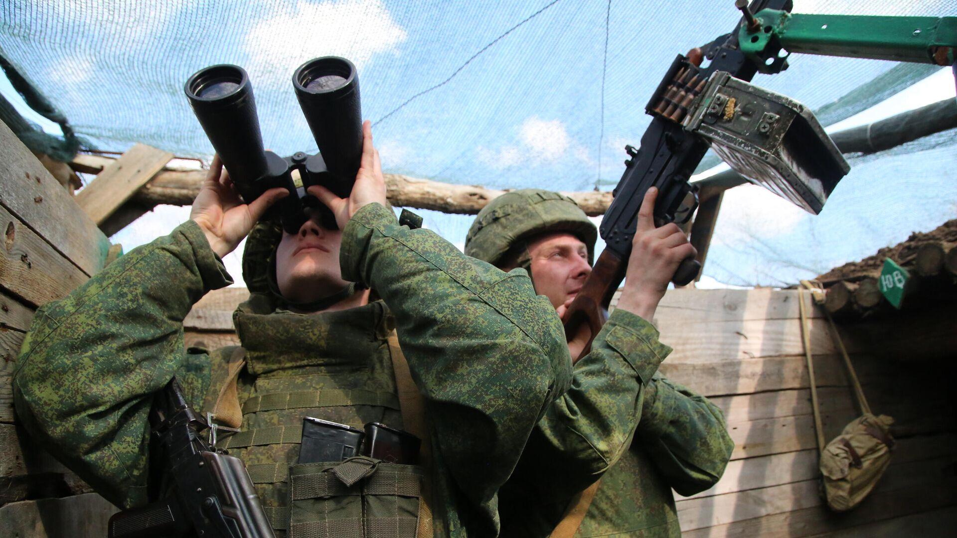 В ДНР заявили о трех нарушениях перемирия в Донбассе за сутки