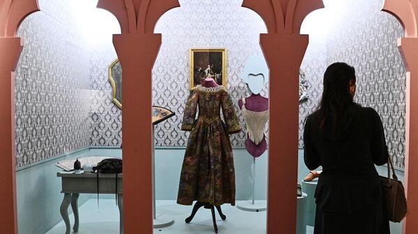 В Царицыно воссоздали Венецию XVIII века
