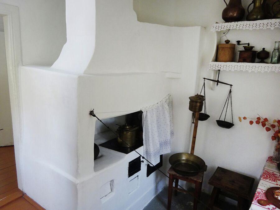 Кухня Чеховых