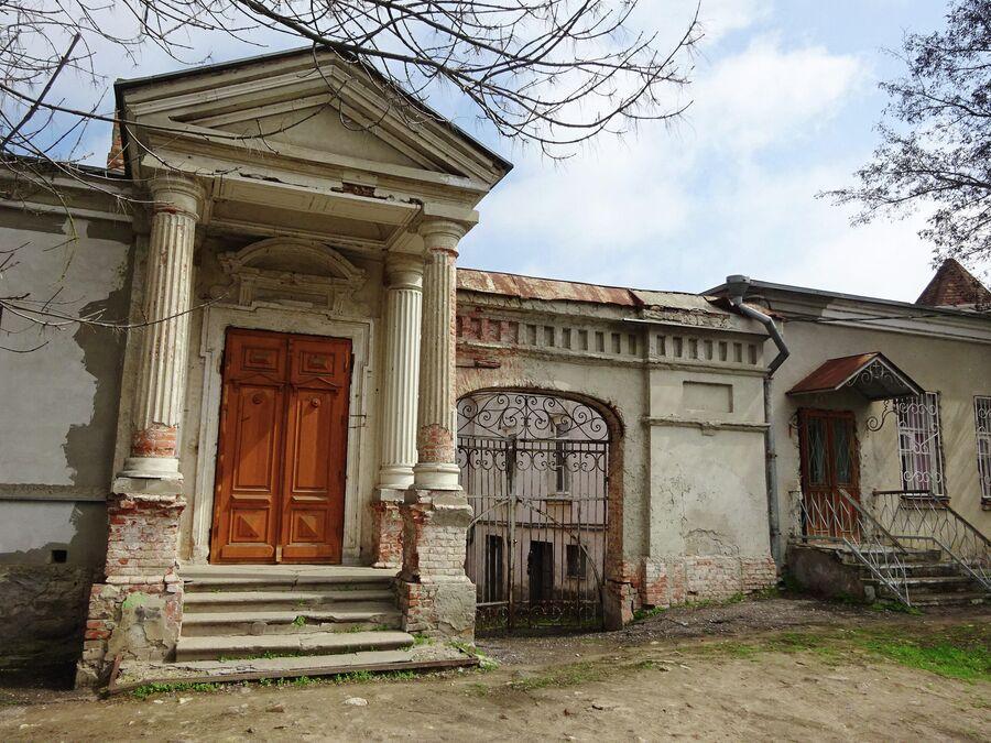 Дом купца Кудрина