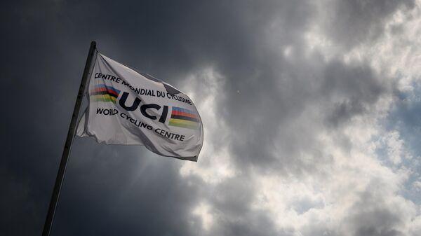 Флаг UCI