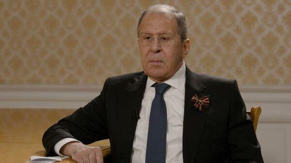 Лавров рассказал о стратегическом видении отношений России и США в интервью РИА Новости