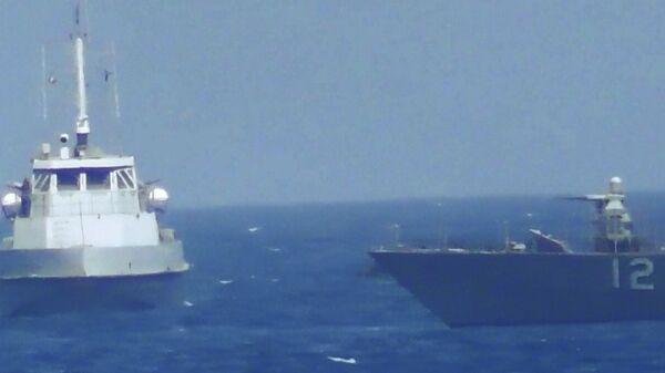 Пощекотали нервы. Иран и США опять не поделили Персидский залив