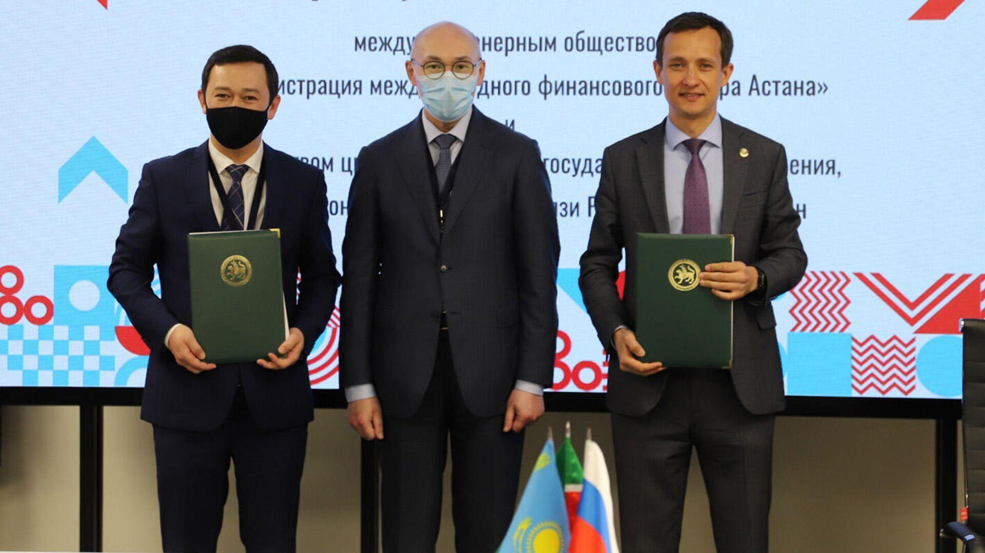 Минниханов: Туркменистан является стратегическим партнером для Татарстана