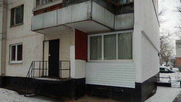Незаконный офис в квартире, выявленный в московском районе Южное Орехово-Борисово