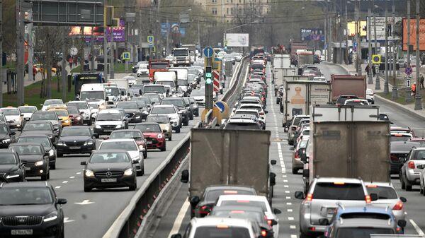 Московские власти призвали не парковаться под деревьями