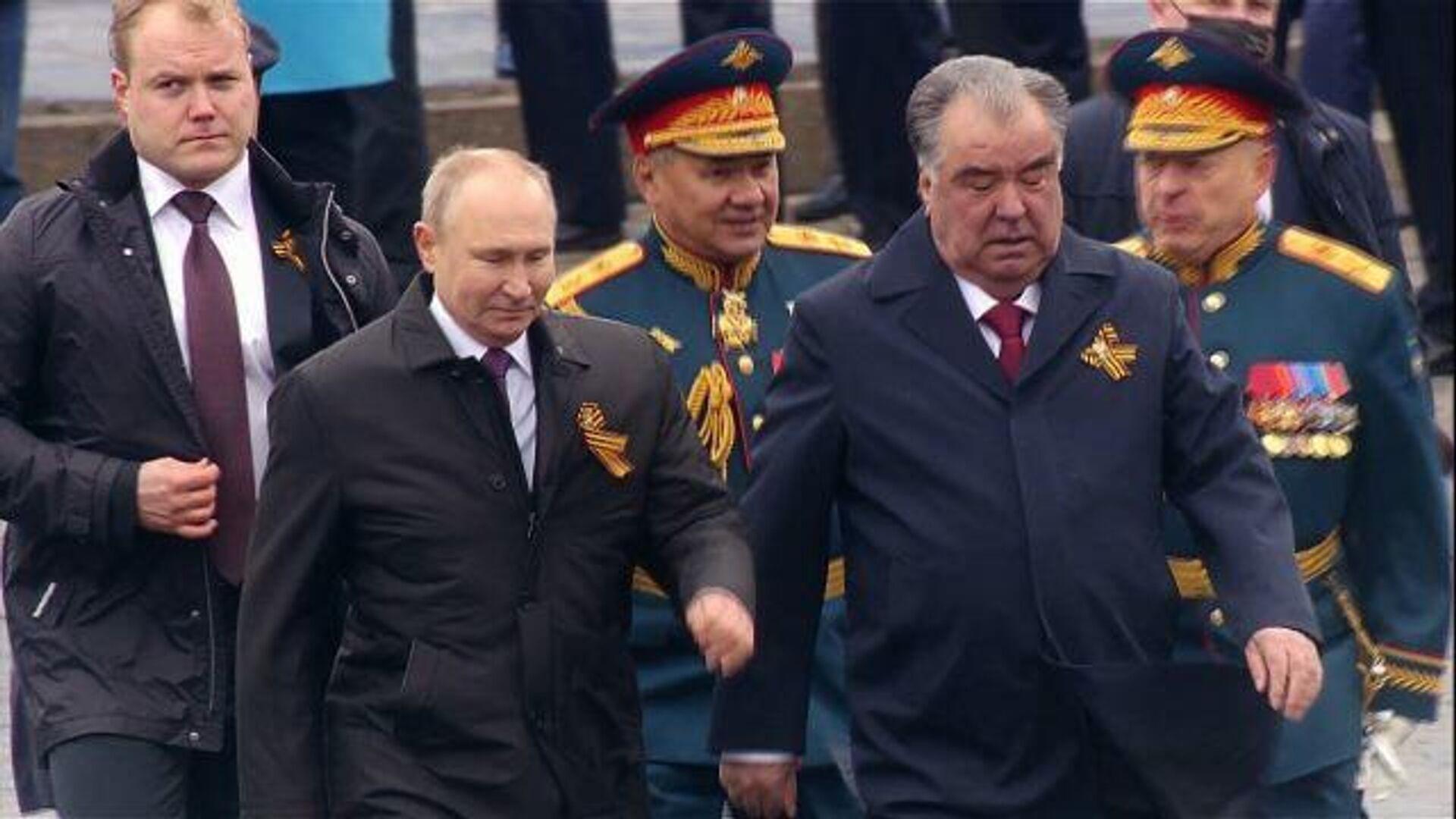 Отлично! - Путин поделился впечатлением о Параде - РИА Новости, 1920, 09.05.2021