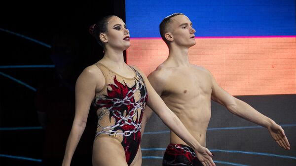 Майя Гурбанбердиева и Александр Мальцев