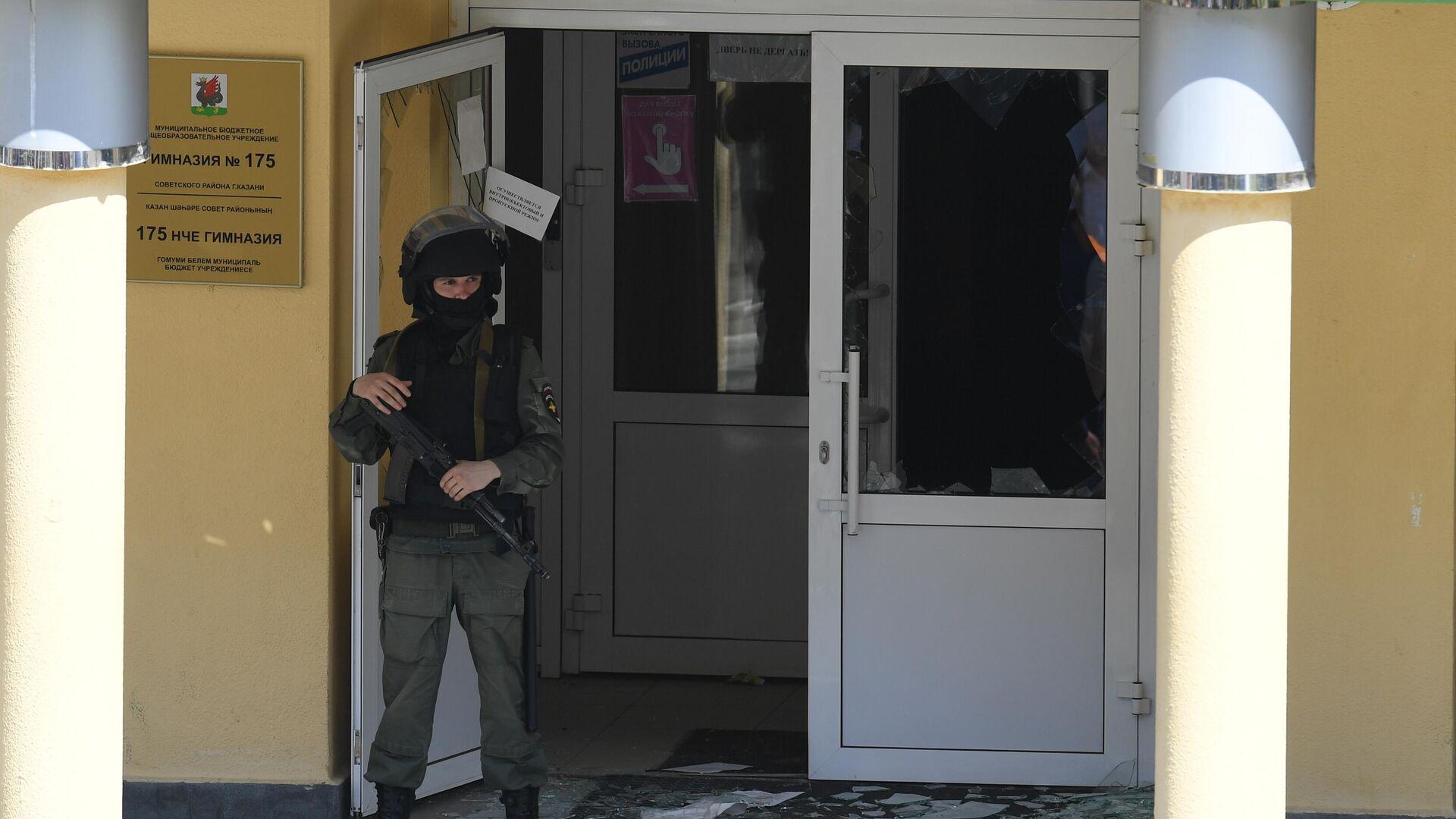 В Казани началось внеочередное заседание антитеррористической комиссии