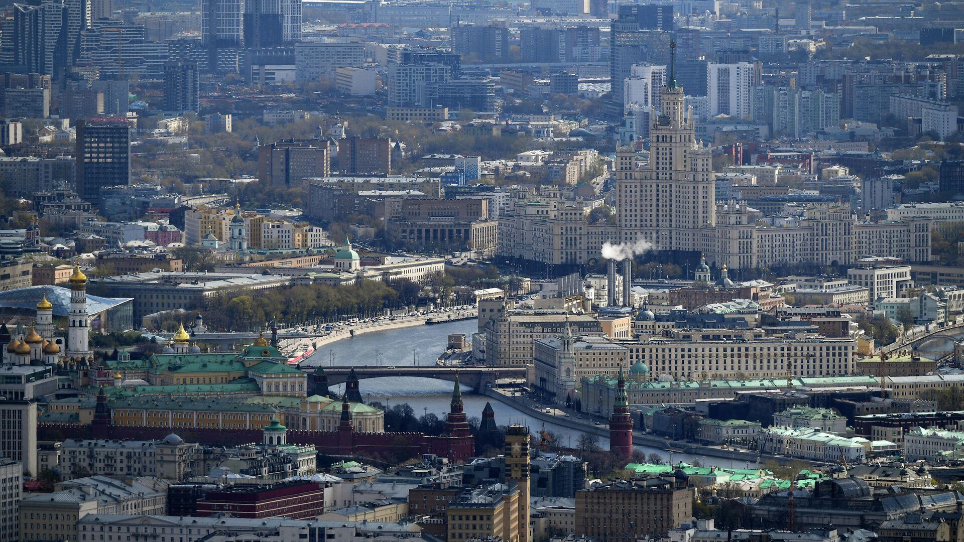 Виды Москвы - РИА Новости, 1920, 13.05.2021