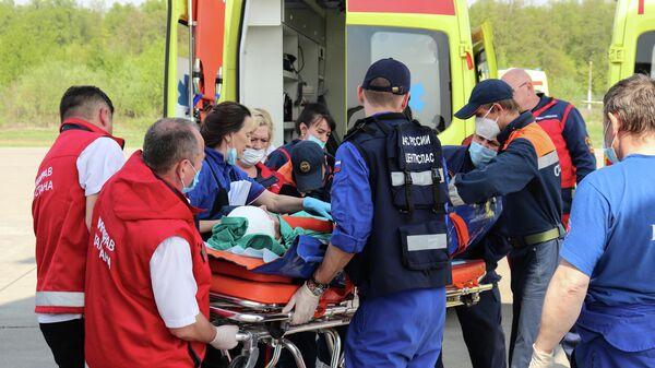 Пострадавших при стрельбе в казанской школе детей выписали из больницы
