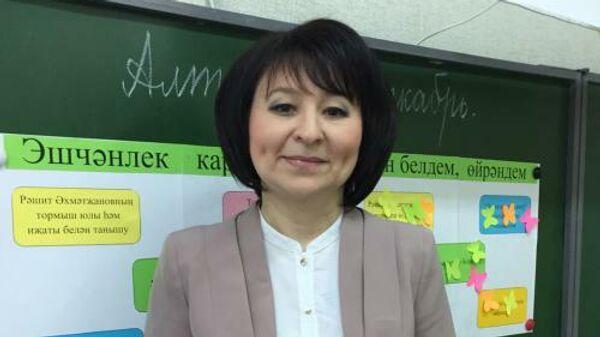 Диляра Галиуллина