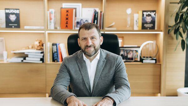 Бизнесмен Игорь Рыбаков