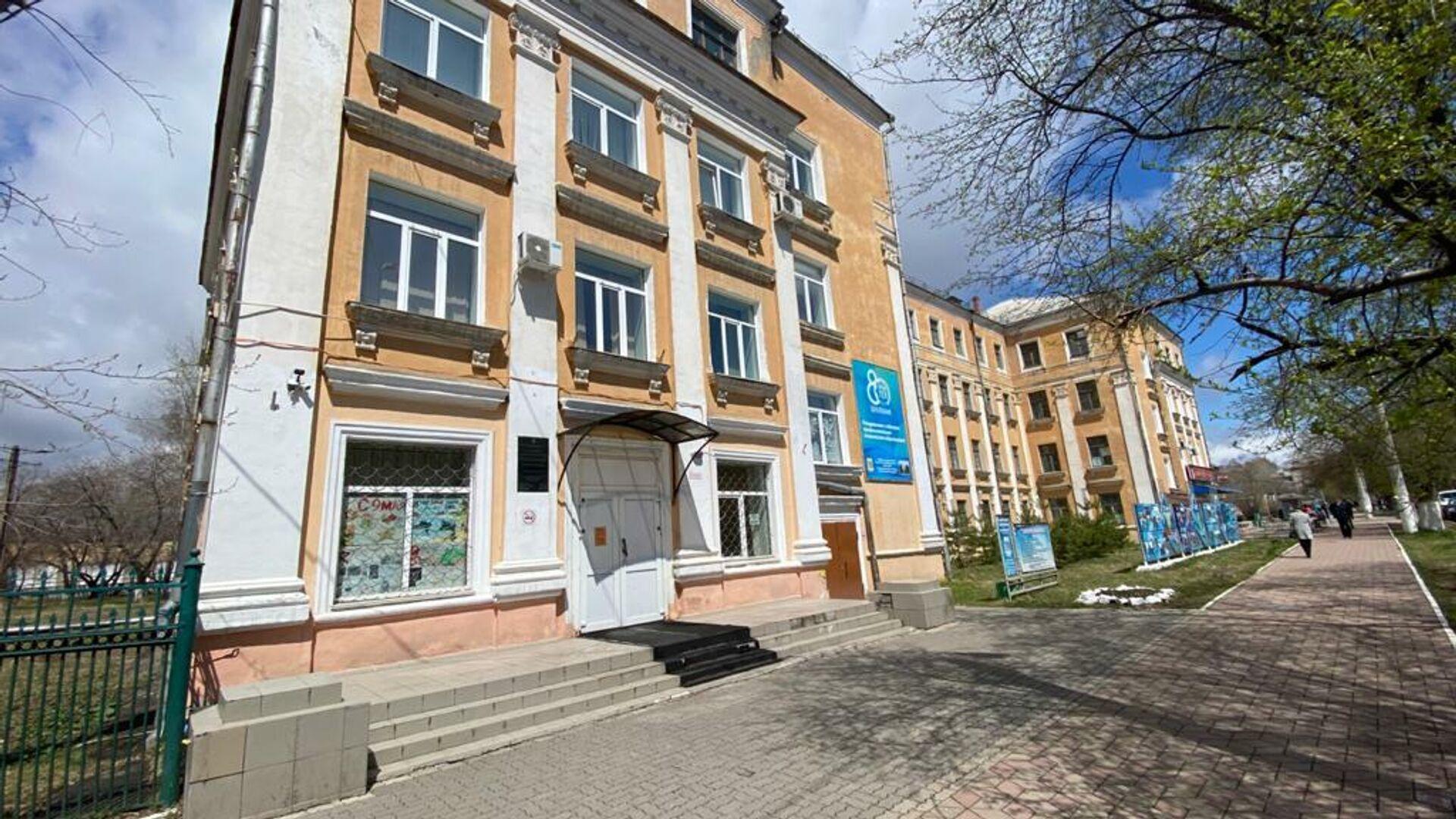 Названа причина отравления студентов в колледже Комсомольска-на-Амуре