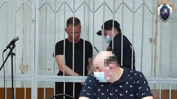 Подозреваемый в убийстве малолетней девочки в рабочем поселке Большое Козино Нижегородской области
