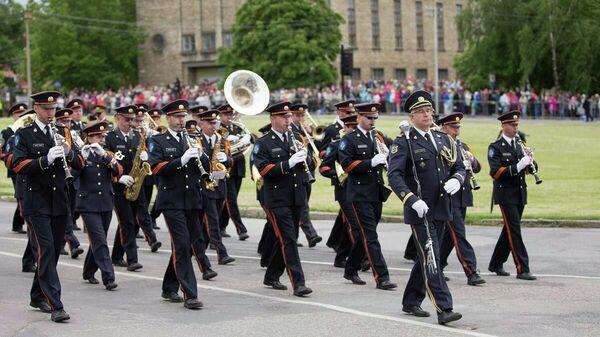 Военный оркестр эстонских Сил обороны