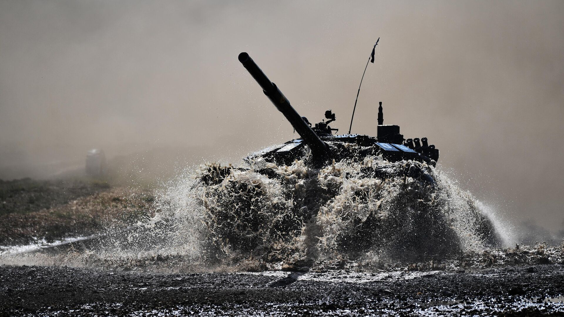 Танк Т-72Б3 - РИА Новости, 1920, 12.09.2021