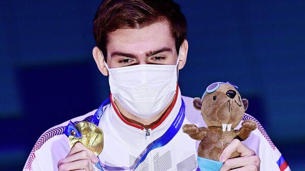 Пловец Климент Колесников (Россия)