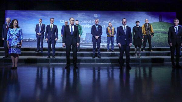 Министерское заседание Арктического совета в Рейкьявике