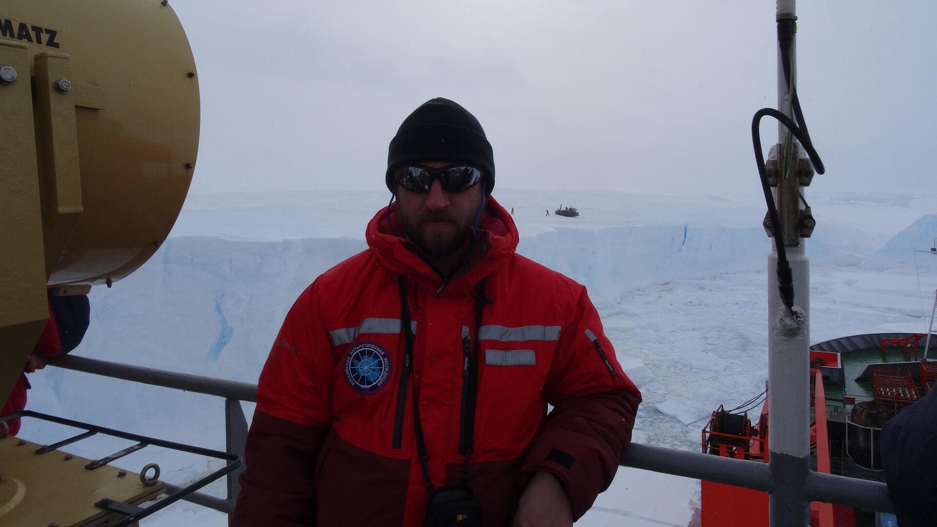 Полярник рассказал, почему Антарктида напоминает Марс