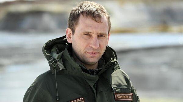 Министр природных ресурсов и экологии РФ Александр Козлов
