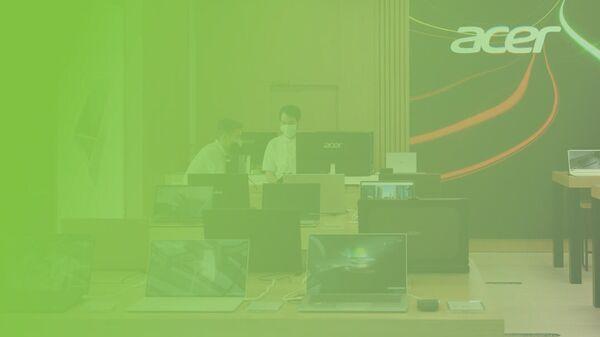 Фирменный магазин Acer