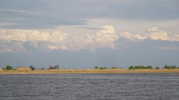 Река Мертвый Донец около Танаиса