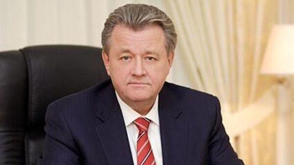 Мэр Нижневартовска Василий Тихонов