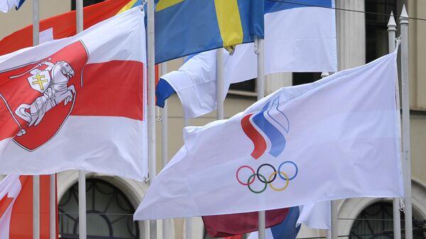 Посольство в Латвии прокомментировало замену российского флага в Риге