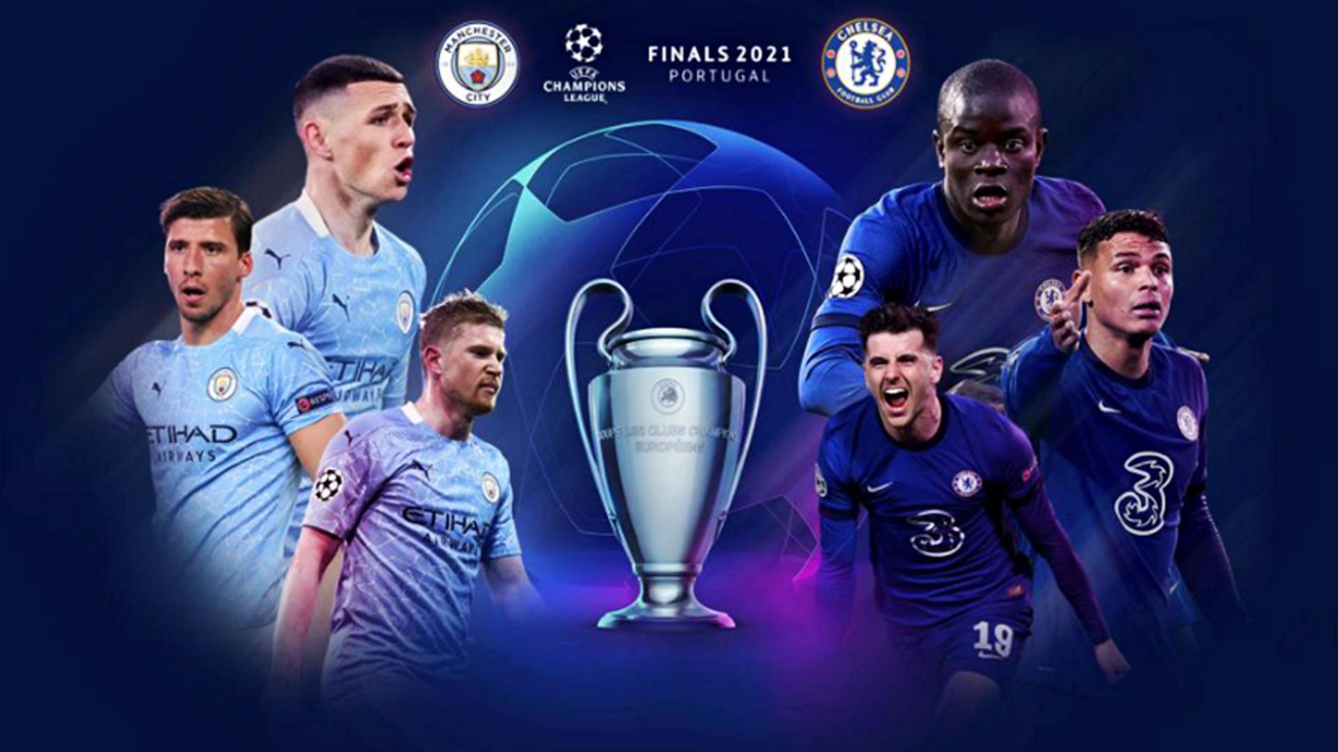 Финал Лиги чемпионов УЕФА 2021 - РИА Новости, 1920, 29.05.2021