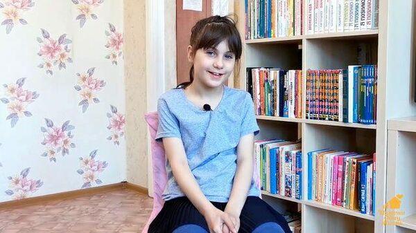 Анна Ч., сентябрь 2011, Омская область