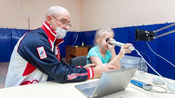 Ивановская область получила комплексы для оценки физподготовки детей