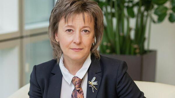 Глава Российского экспортного центра Вероника Никишина