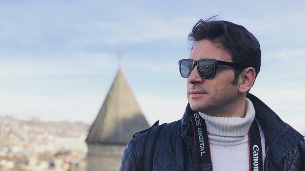 Антон Хабаров в Тбилиси
