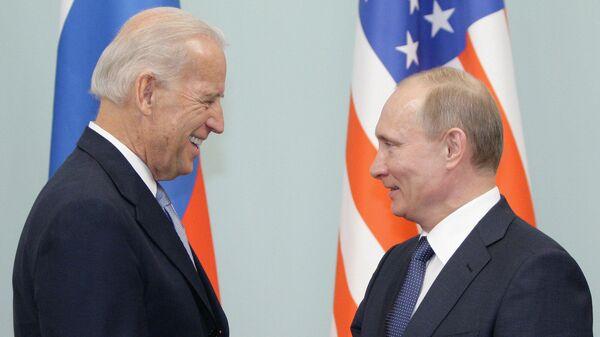 Понять и не простить. Белый дом раскрыл цель встречи Байдена с Путиным