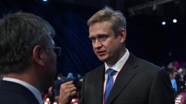 Генеральный директор компании ЕвроХим Владимир Рашевский