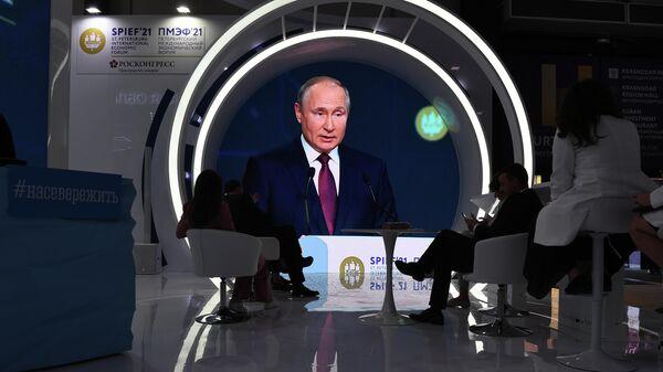 Путин отверг причастность российских спецслужб к инциденту с Ryanair