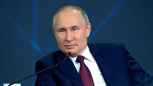 Путин рассказал о завершении строительства второй нитки Северного потока — 2