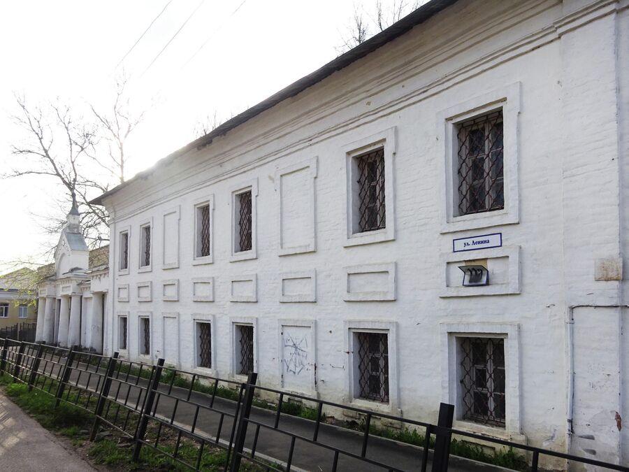 Здание богадельни Аркадиевского монастыря (1783 г.)