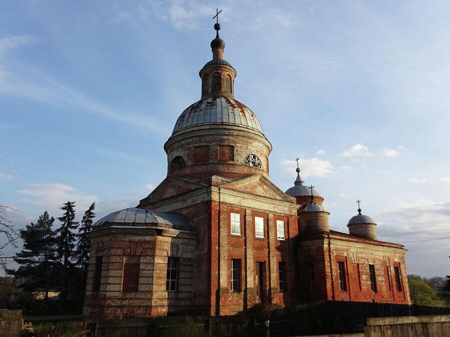 Церковь Петра и Павла (1806 г.)