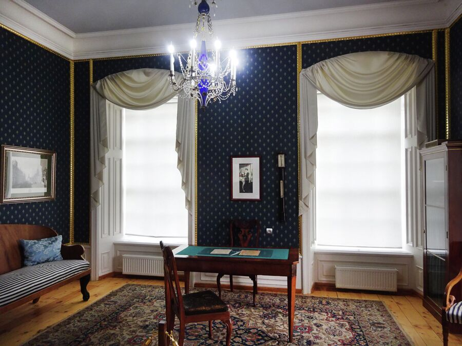 Дом-музей Грибоедова. Комната Грибоедова