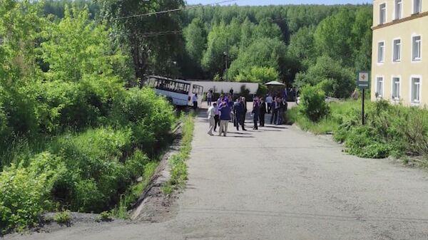 СК завел дело после ДТП с автобусом в Свердловской области