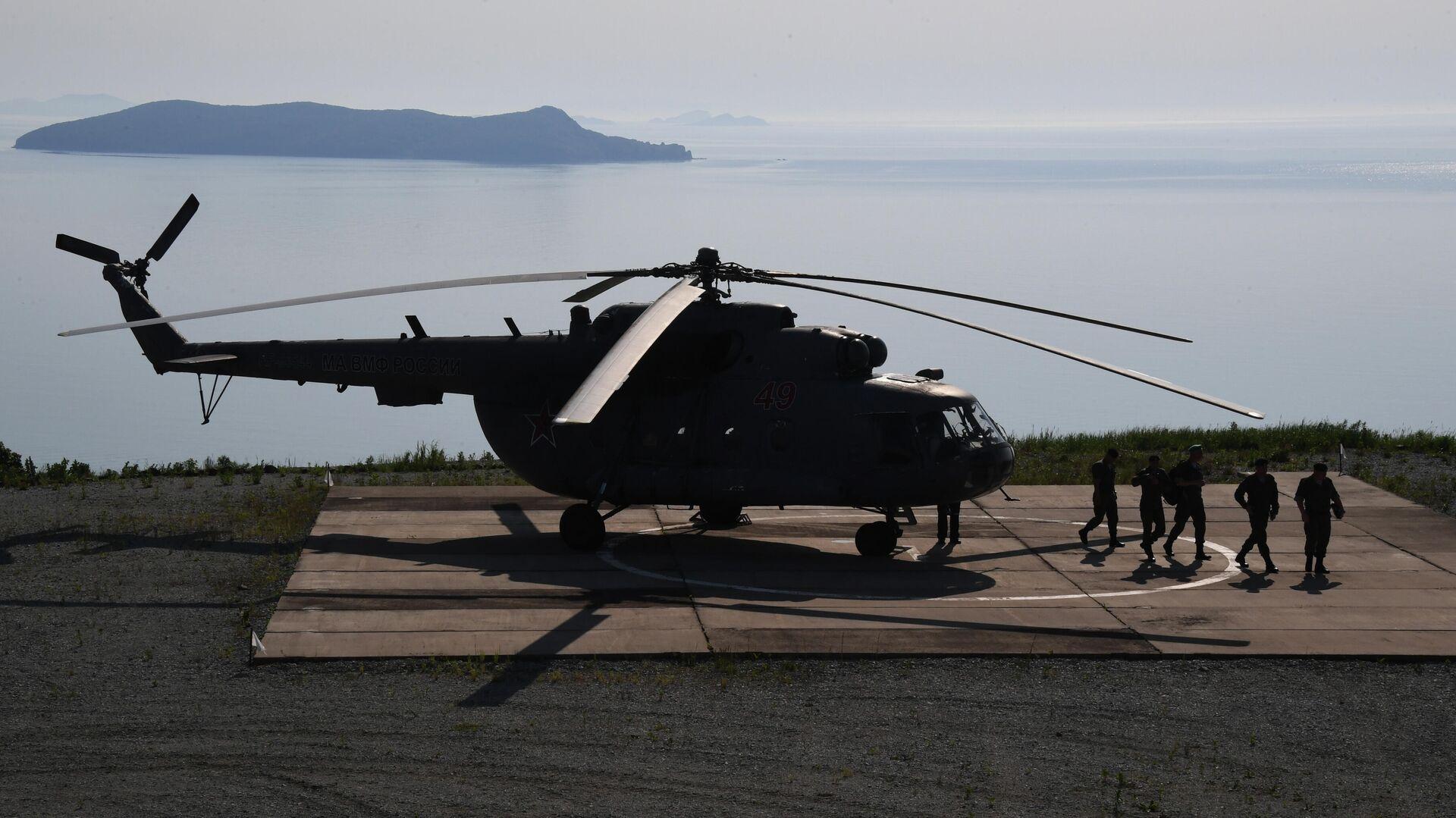 Минздрав: официальных данных о погибших при крушении Ми-8 нет