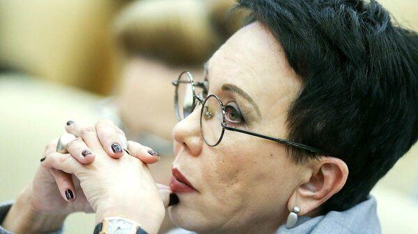 Депутат Государственной Думы Лариса Шойгу