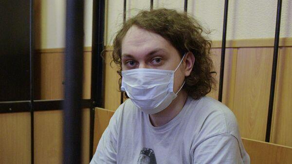 Блогер Юрий Хованский в Дзержинском районном суде Санкт-Петербурга