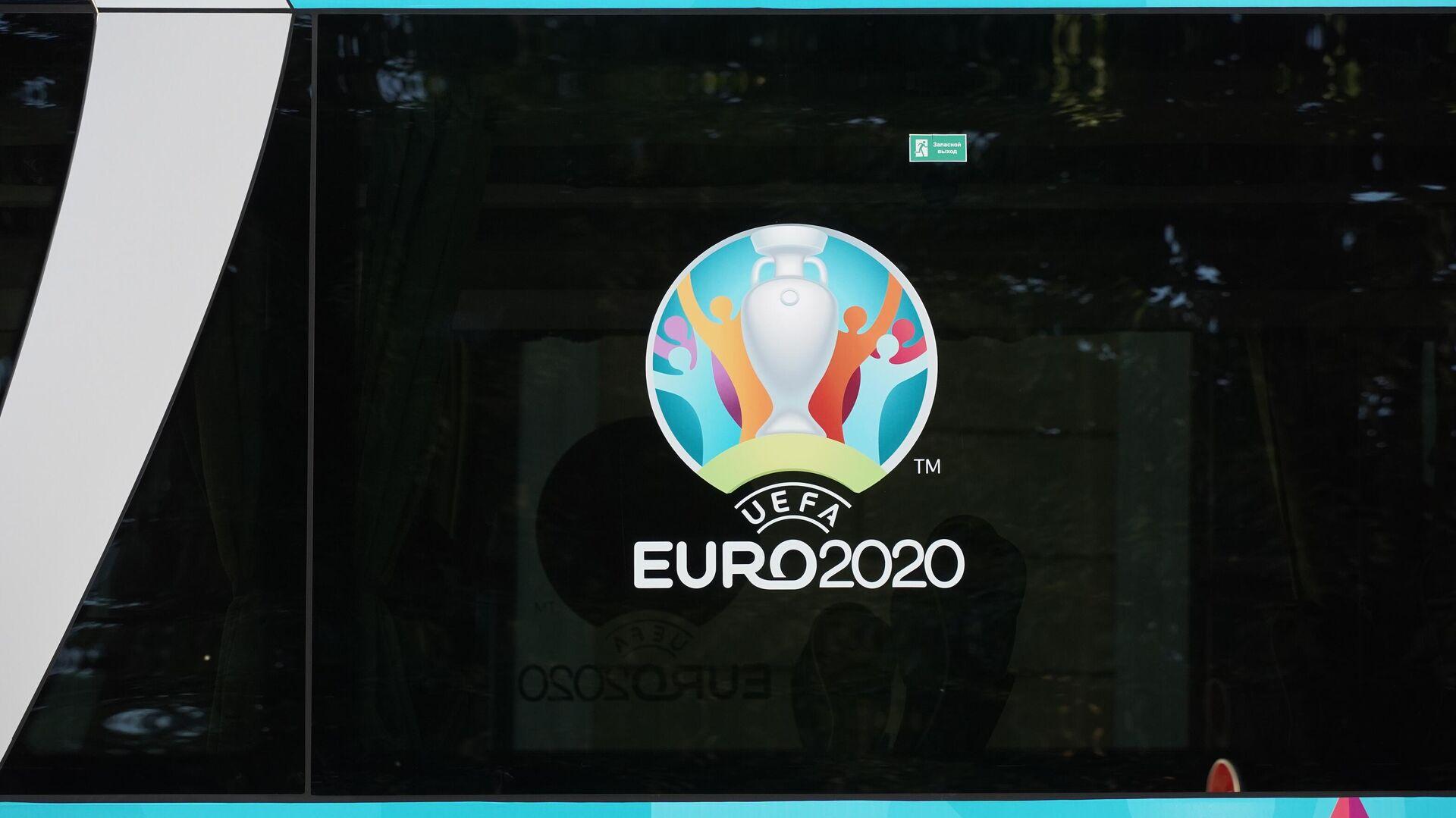 Логотип ЕВРО-2020 - РИА Новости, 1920, 11.06.2021
