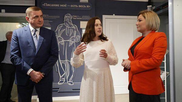 В Туле открылся филиал музея-усадьбы Ясная Поляна