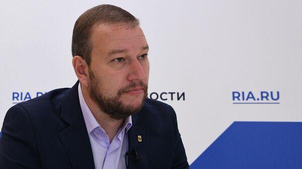 Директор WWF России Дмитрий Горшков