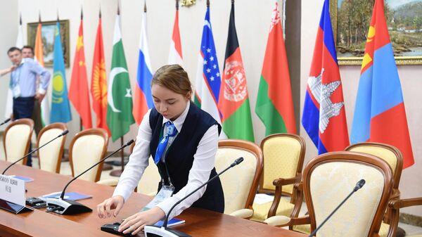 Подготовка к совещанию председателей верховных судов государств-членов ШОС